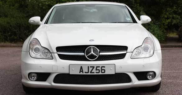 Mercedes CLS car Hire