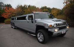 Enterprise hummer limo